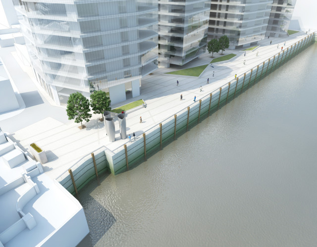 Image of Thames Tideway Tunnel DCO application accepted
