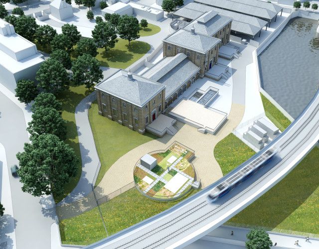 Image of Thames Tideway Tunnel depots & development sites