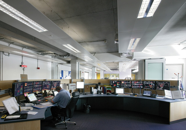 Operations room