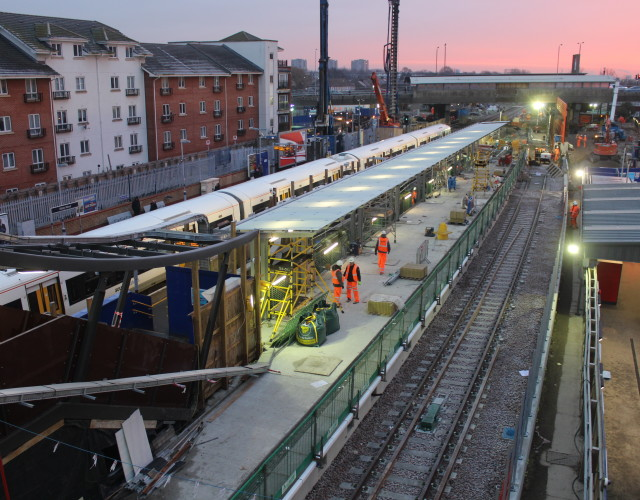 Image of Working with Crossrail