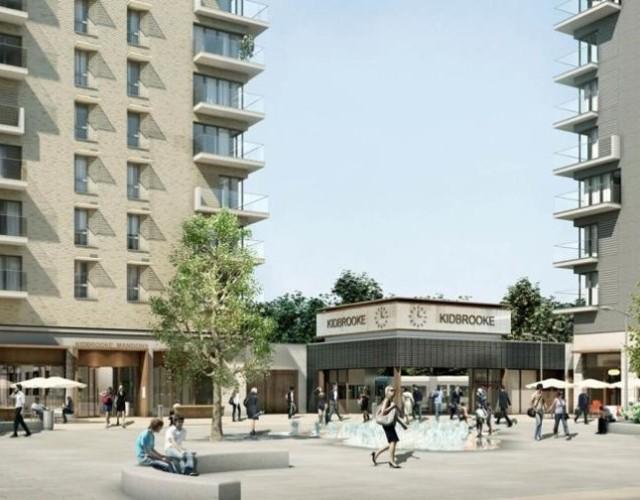 Image of Kidbrooke Station