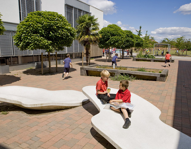 Image of Colindale School