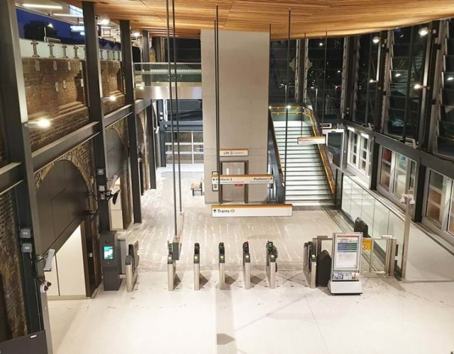Image of White Hart Lane Station is now open!