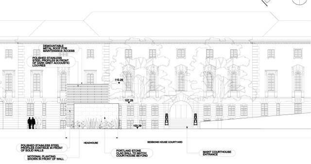 Elephant and Castle ventilation proposal