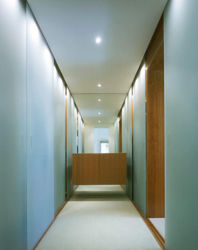 Bespoke Dressing Room Storage