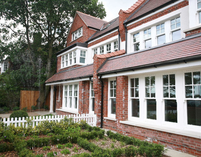 Image of Woodland Terrace award winning family homes