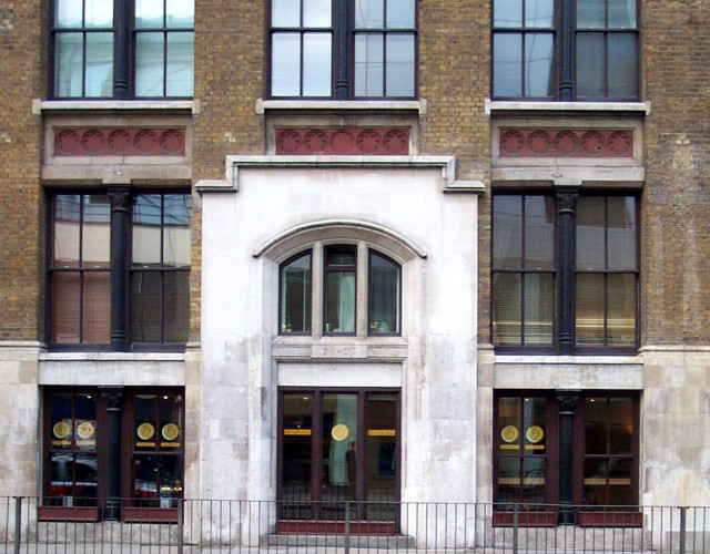 Image of This beautiful old building on the Farringdon Road in London's stylish EC1 area, posed a very difficult set of questions in terms of permissible density and how to approach the design of contemporary residential spaces with good natural daylight within a very deep floorplate and wrapped within a listed fabric